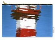 Hilton Head Lighthouse Reflection Carry-all Pouch
