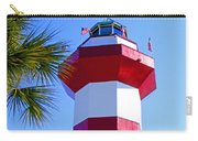 Hilton Head Lighthouse Upclose Carry-all Pouch