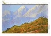 Himalayan View From Nagarkot Carry-all Pouch