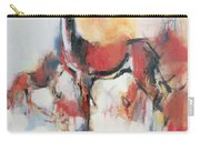 Hinds In Winter Carry-all Pouch