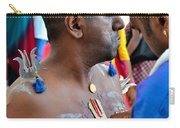 Hindu Devotees Prepare For Thaipusam Festival Singapore Carry-all Pouch