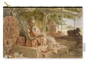 Hindu Fakir, From India Ancient Carry-all Pouch