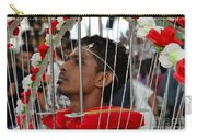 Hindu Thaipusam Festival Pierced Devotee In Singapore Carry-all Pouch