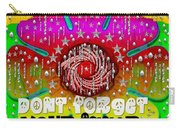 Hippie Art Carry-all Pouch