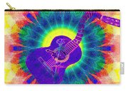 Hippie Guitar Carry-all Pouch