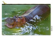 Hippo Carry-all Pouch