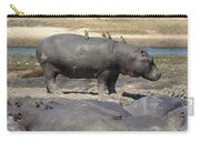 Hippo - Family Carry-all Pouch