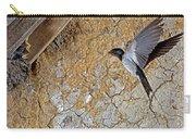 Hirondelle De Cheminee Hirundo Rustica Carry-all Pouch