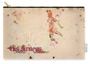 His Airness - Michael Jordan Carry-all Pouch by Paulette B Wright