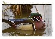 His Majesty Wood Duck Carry-all Pouch