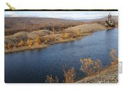 Historic Alaska Gold Dredge In Fall Carry-all Pouch