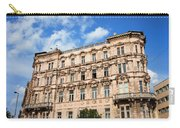 Historic Apartment House In Budapest Carry-all Pouch
