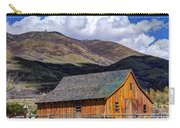 Historic Barn - Wasatch Front Carry-all Pouch