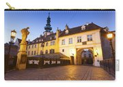 historic Bratislava. Carry-all Pouch