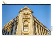 Historic Building Facade Carry-all Pouch