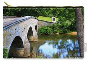 Historic Burnside Bridge Carry-all Pouch