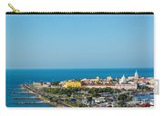 Historic Cartagena And Sea Carry-all Pouch