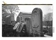 Historic Cemetery Carry-all Pouch