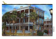 Historic Charleston Mansion Carry-all Pouch