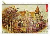 Historic Chruches St Louis Mo - Digital Effect 3 Carry-all Pouch