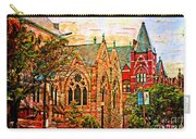 Historic Churches St Louis Mo - Digital Effect 6 Carry-all Pouch