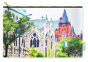 Historic Churches St Louis Mo - Digital Effect 7 Carry-all Pouch