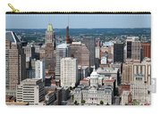 Historic City Centre Baltimore Carry-all Pouch