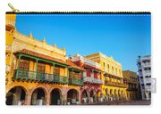 Historic Colonial Facades Carry-all Pouch