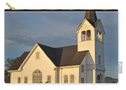 Historic Country Church Art Prints Carry-all Pouch