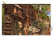 Historic Crystal Mill Carry-all Pouch by Adam Jewell