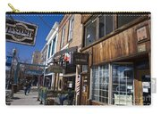 Historic Downtown Truckee California Carry-all Pouch