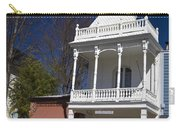 Historic Firehouse No. 1 Nevada City California Carry-all Pouch