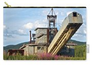 Historic Gold Dredge In Chicken-ak  Carry-all Pouch