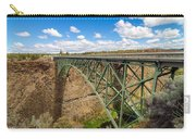 Historic Highway Bridge Carry-all Pouch
