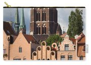 Historic Houses In Gdansk Carry-all Pouch