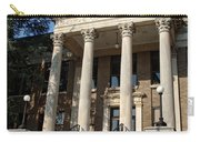Historic Limestone County Courthouse In Athens Alabama Carry-all Pouch