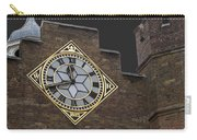 Historic London Clock Carry-all Pouch