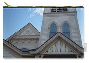 Historic Methodist Church Looking Up Carry-all Pouch