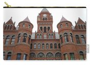 Historic Old Red Courthouse Dallas #1 Carry-all Pouch