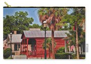 Historic Pensacola With Added Color Carry-all Pouch