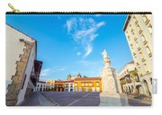 Historic Plaza In Cartagena Colombia Carry-all Pouch