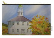 Historic Richmond Round Church Carry-all Pouch