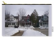 Historic Seventh Street Menominee Carry-all Pouch