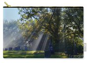 Historic Sibley Cemetery At Fort Osage Missouri Carry-all Pouch