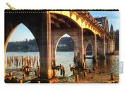 Historic Siuslaw River Bridge Carry-all Pouch