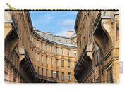 Historic Tenement Houses In Budapest Carry-all Pouch