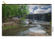 Historic Yates Mill Dam - Raleigh N C Carry-all Pouch
