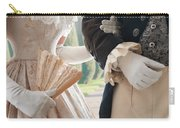 Historical Couple Arm In Arm Carry-all Pouch