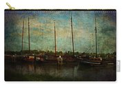 Historical Harbor Woudrichem The Netherlands Carry-all Pouch