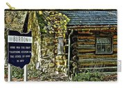 Historical Landmark Carry-all Pouch